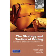 The Strategy and Tactics of Pricing: International Version (BOK)