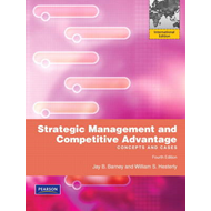 Strategic Management and Competitive Advantage (BOK)