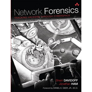 Network Forensics: Tracking Hackers Through Cyberspace (BOK)