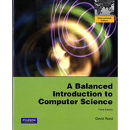 A Balanced Introduction to Computer Science (BOK)