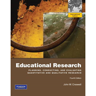 Educational Research: Planning, Conducting, and Evaluating Quantitative and Qualitative Research (BOK)