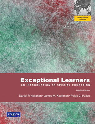 Exceptional Learners: An Introduction to Special Education (BOK)