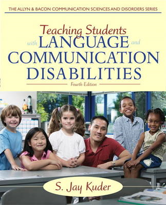 Teaching Students with Language and Communication Disabilities (BOK)