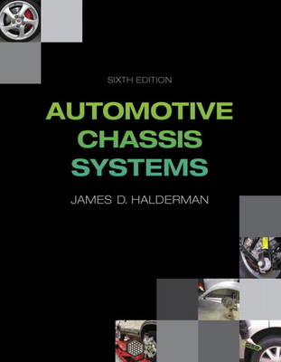 Automotive Chassis Systems (BOK)