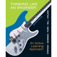 Thinking Like an Engineer: An Active Learning Approach (BOK)
