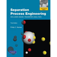 Separation Process Engineering: Includes Mass Transfer Analysis (BOK)