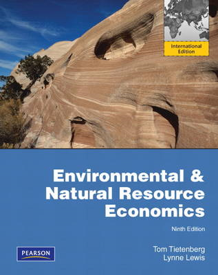 Environmental & Natural Resources Economics (BOK)
