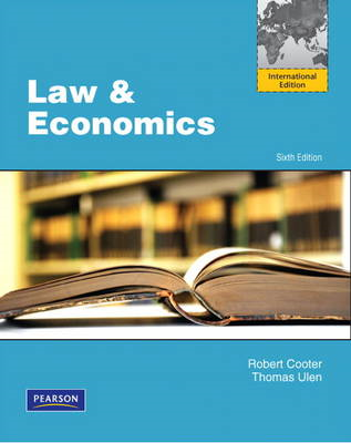 Law and Economics (BOK)