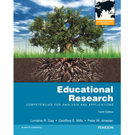 Educational Research: Competencies for Analysis and Applications (BOK)