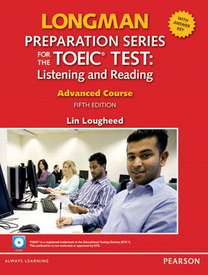 Longman Preparation Series for the TOEIC Test: Listening and (BOK)