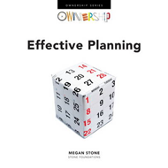 Ownership: Goal Setting: Ownership: Effective Planning (BOK)