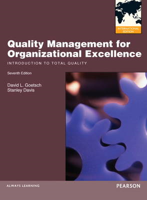 Quality Management for Organizational Excellence: Introduction to Total Quality (BOK)