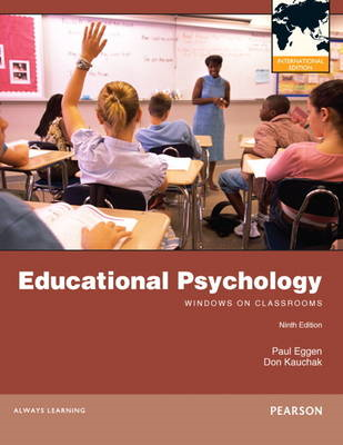 Educational Psychology: Windows on Classrooms (BOK)