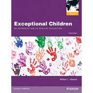 Exceptional Children: An Introduction to Special Education (BOK)