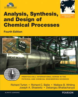 Analysis, Synthesis and Design of Chemical Processes (BOK)