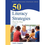 50 Literacy Strategies: Step-by-Step (BOK)
