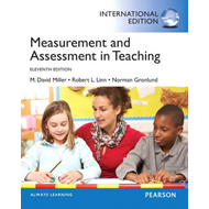Measurement and Assessment in Teaching (BOK)