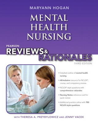 Pearson Reviews & Rationales (BOK)