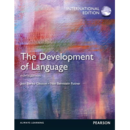 The Development of Language (BOK)