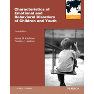 Characteristics of Emotional and Behavioral Disorders of Children and Youth (BOK)