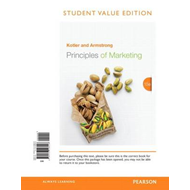 Principles of Marketing: Student Value Edition (BOK)
