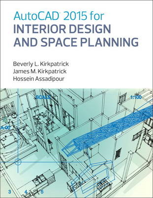 AutoCAD 2015 for Interior Design and Space Planning (BOK)