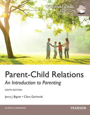 Parent-Child Relations: An Introduction to Parenting (BOK)