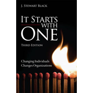 It Starts with One: Leading Strategic Change (BOK)