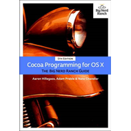 Cocoa Programming for OS X (BOK)