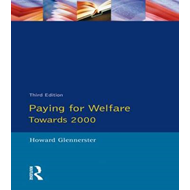 Paying for Welfare: Towards 2000 (BOK)