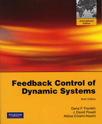 Feedback Control of Dynamic Systems (BOK)