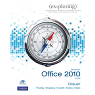 Exploring Microsoft Office 2010 Plus (BOK)