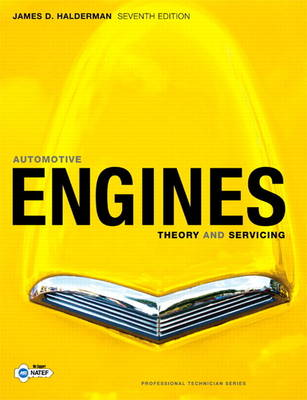 Automotive Engines: Theory and Servicing (BOK)