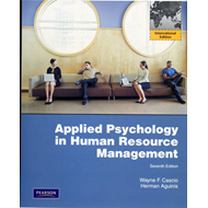Applied Psychology in Human Resource Management (BOK)