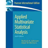 Applied Multivariate Statistical Analysis (BOK)