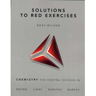 Chemistry: The Central Science: Solutions to Red Exercises (BOK)