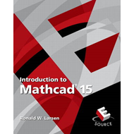 Introduction to Mathcad 15 (BOK)