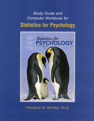 Study Guide and Computer Workbook for Statistics for Psychology (BOK)