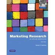 Marketing Research: An Applied Orientation (BOK)