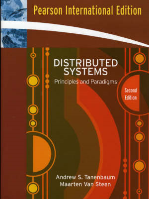 Distributed Systems: Principles and Paradigms (BOK)