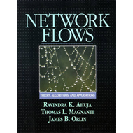 Network Flows: Theory, Algorithms, and Applications (BOK)