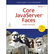 Core JavaServer Faces (BOK)
