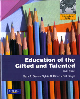 Education of the Gifted and Talented (BOK)
