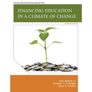Financing Education in a Climate of Change (BOK)