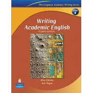 Writing Academic English with Criterion Publisher's Version (BOK)