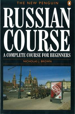 New Penguin Russian Course (BOK)