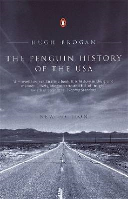 Penguin History of the United States of America (BOK)