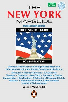 New York Mapguide (BOK)
