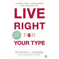 Live Right for Your Type (BOK)