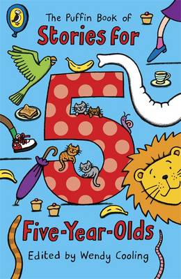 Puffin Book of Stories for Five-year-olds (BOK)